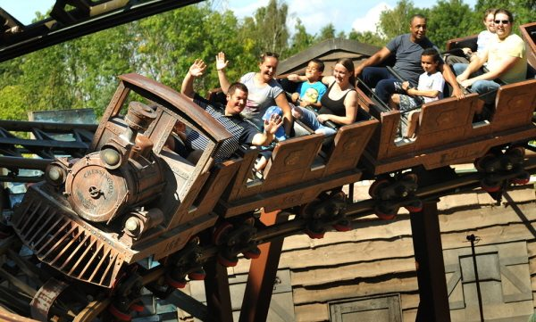 Scorpion Express At Chessington World Of Adventures