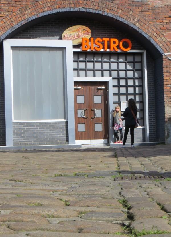 Coronation Street Nick's Bistro