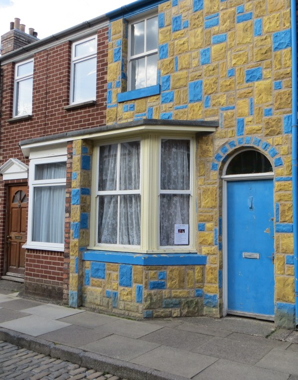 Jack & Vera's house on Coronation Street
