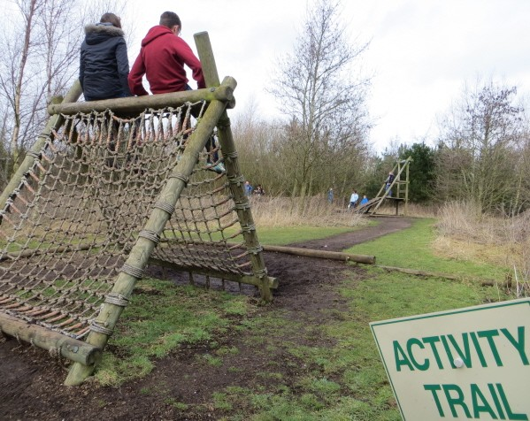 Conkers activity trail
