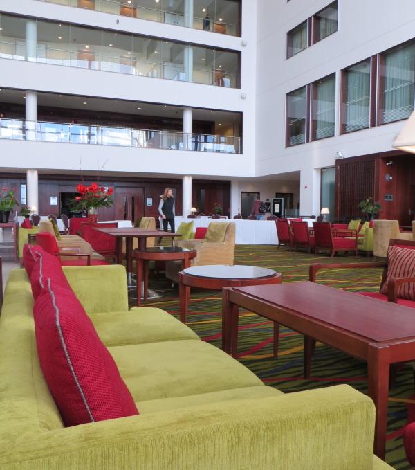 marriott hotel leics
