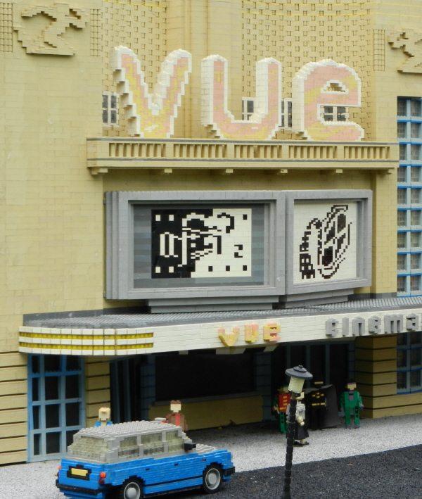 cinema at legoland windsor