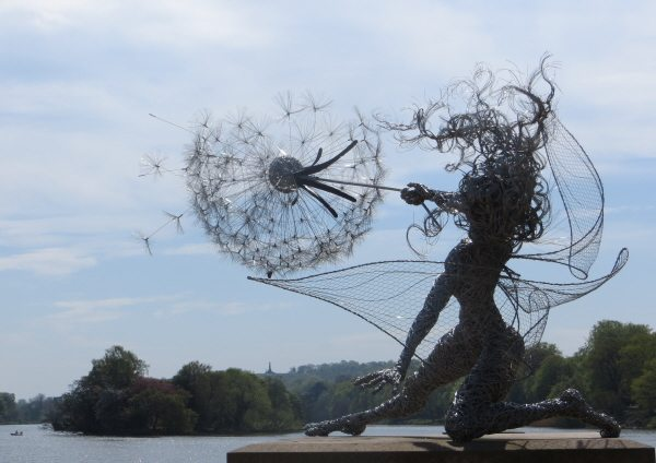 Trentham Gardens Fairies