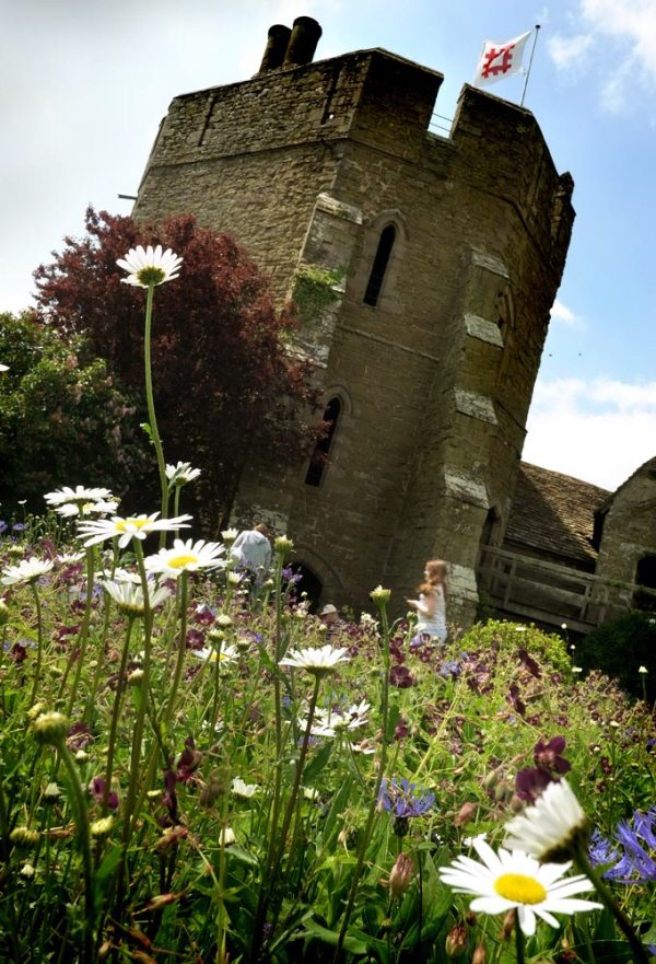 Stokesay Castle English Heritage