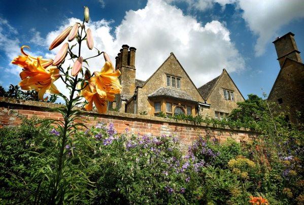 National Trust Hidcote Garden