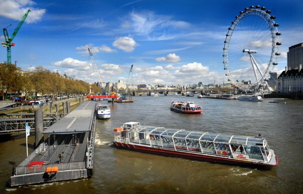 Thames River Cruise with the London pass