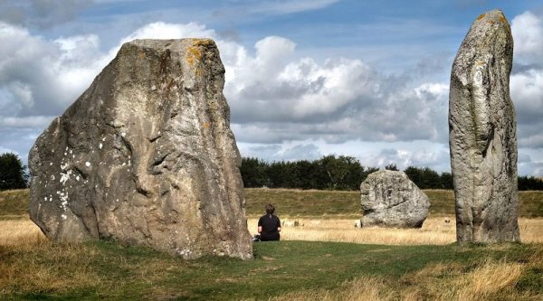 Avebury in Wiltshire