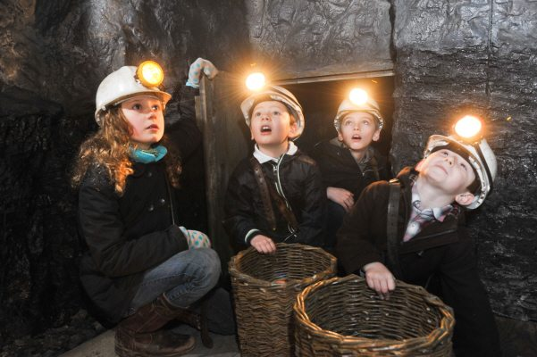 Free Entry to National Coal Mining Museum