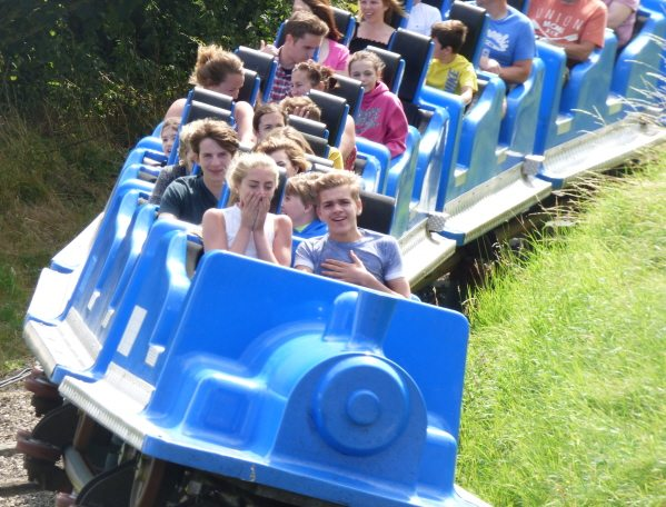 The Ultimate at Lightwater Valley Theme Park