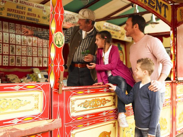 amusements at blists hill victorian town