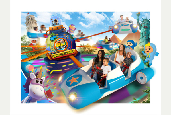 new attraction for cbeebies land at Alton Towers