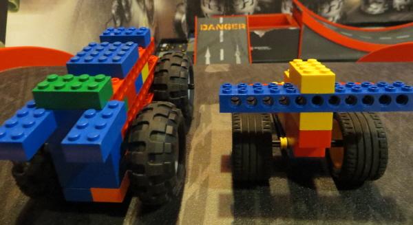 Legoland Discovery Centre; Lego Racers